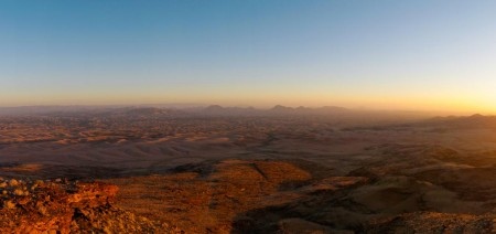 Namib's Valley of a 1000 Hills